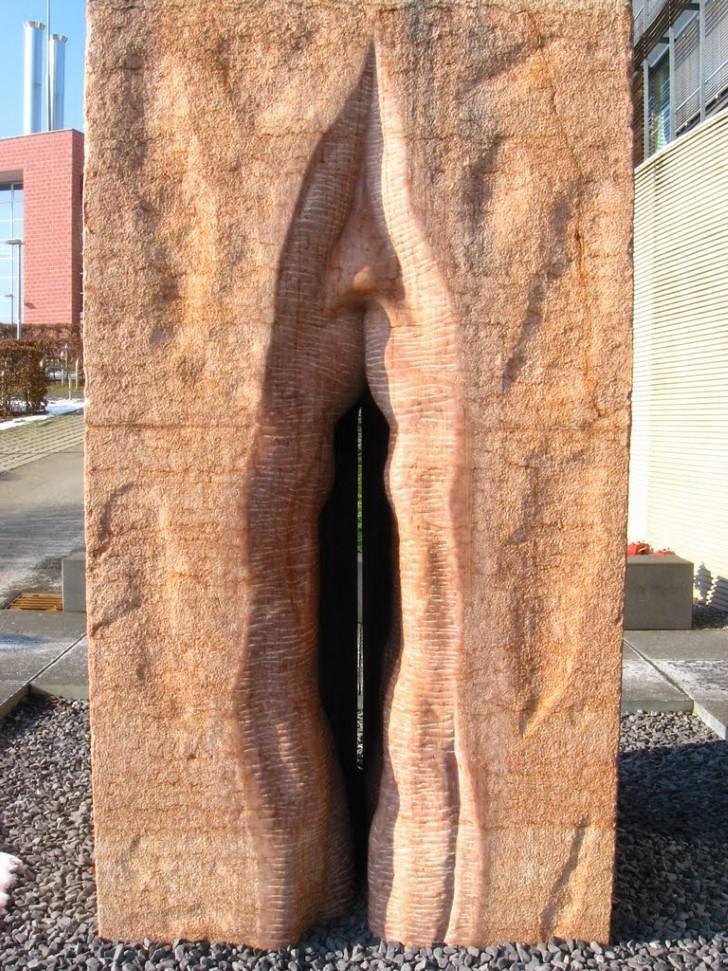 Chacan escultura
