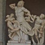 Laocoonte y sus hijos,