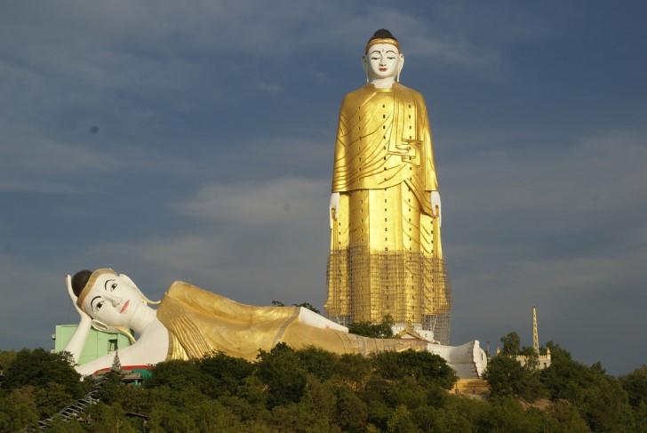Laykyun setkyar estatua monumento