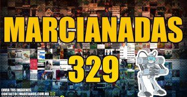 Marcianadas 329 portada