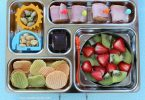 Almuerzo escolar saludable