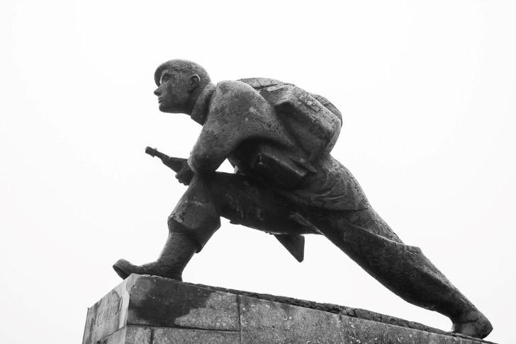 Estatua comando