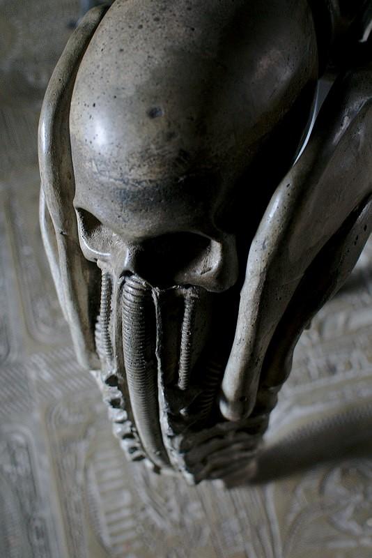 Huellas extraterrestres