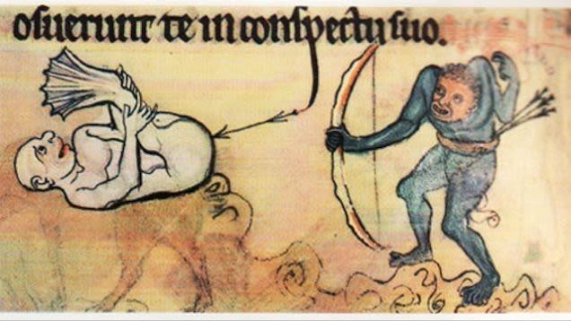 Ilustraciones curiosas obras medievales (1)