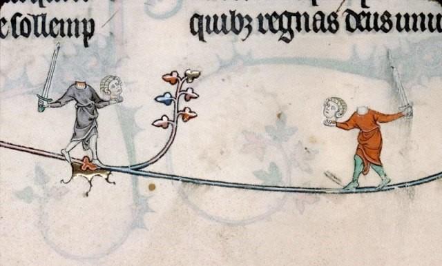 Ilustraciones curiosas obras medievales (10)