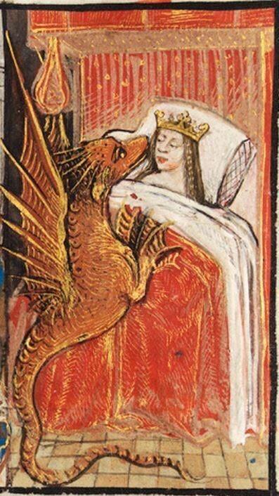 Ilustraciones curiosas obras medievales (12)