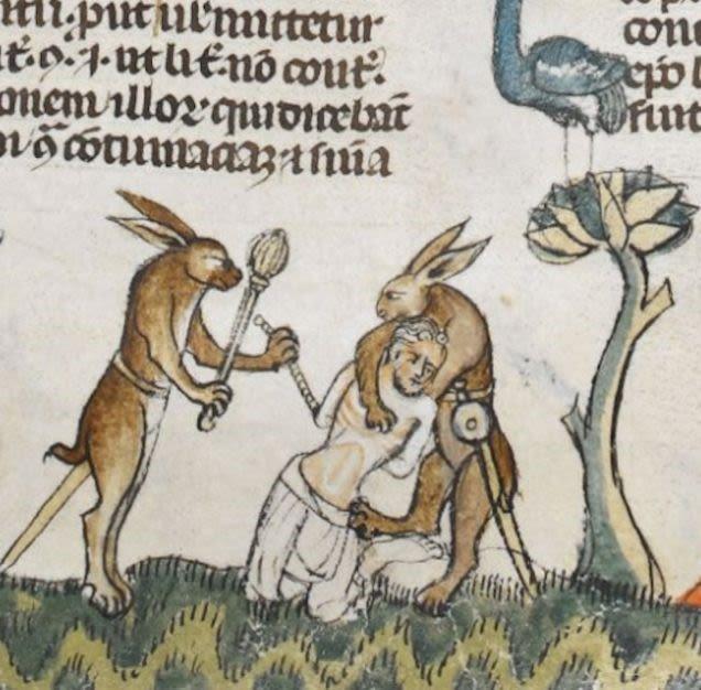 Ilustraciones curiosas obras medievales (15)