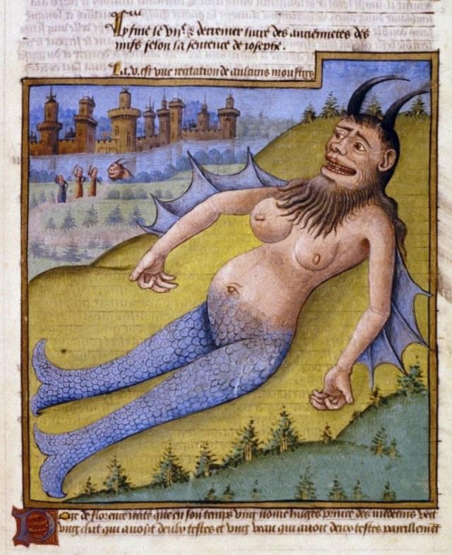 Ilustraciones curiosas obras medievales (2)