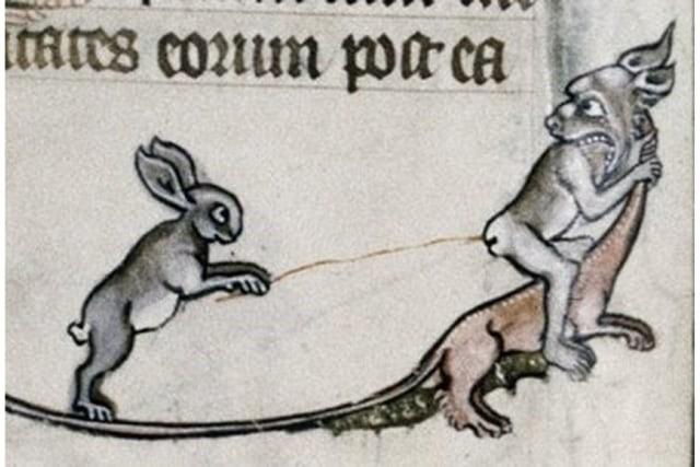 Ilustraciones curiosas obras medievales (8)