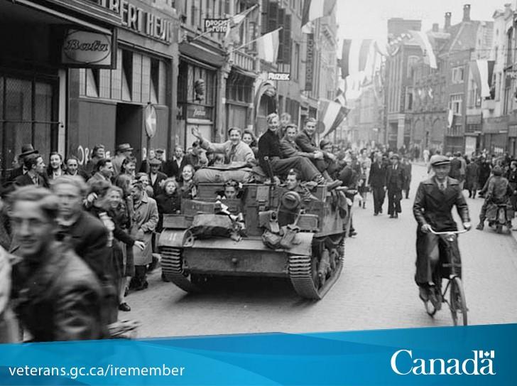 Liberación de zwolle segunda guerra mundial