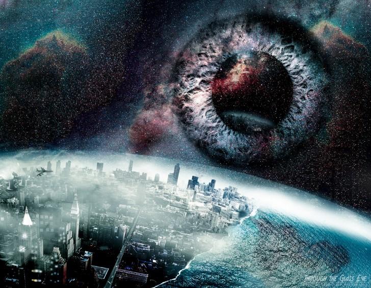 Los ojos del creador