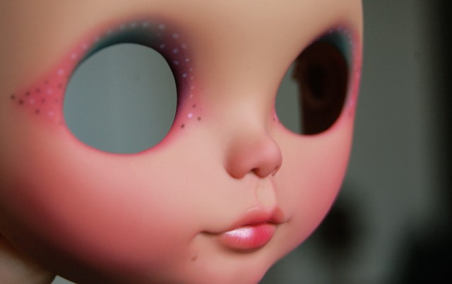 Muñeca sin ojos