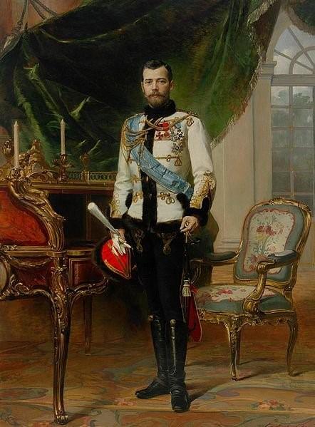 Nicolas ii de rusia