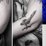 10 tatuajes que superaron los límites de la creatividad