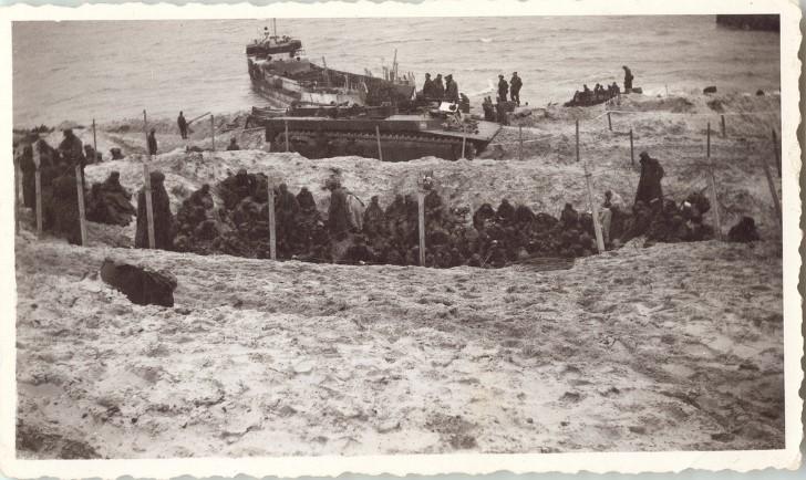 Prisioneros de guerra alemanes