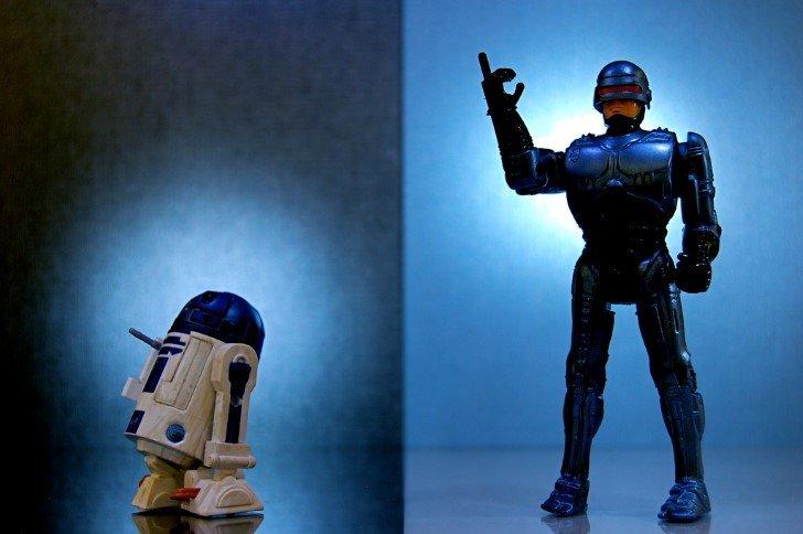Robocop figura de accion