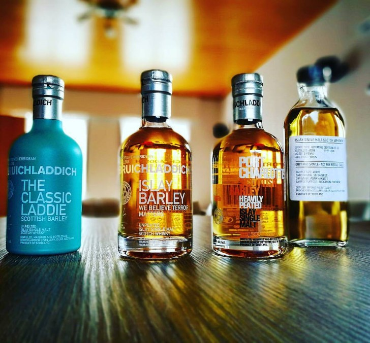 Bruichladdich productos whisky