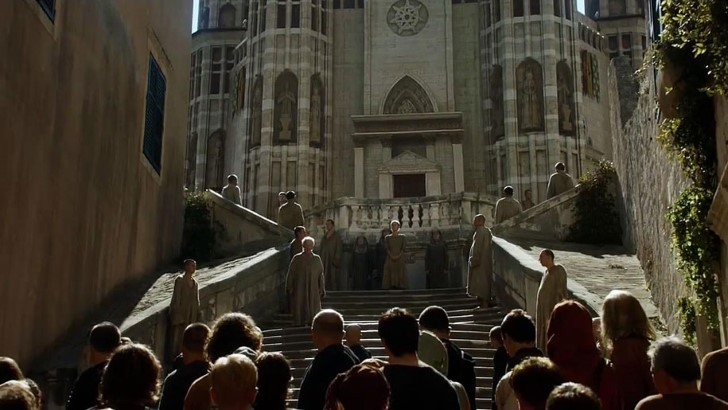 Dubrovnik escenas game of thrones