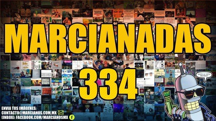 Marcianadas 334 portada