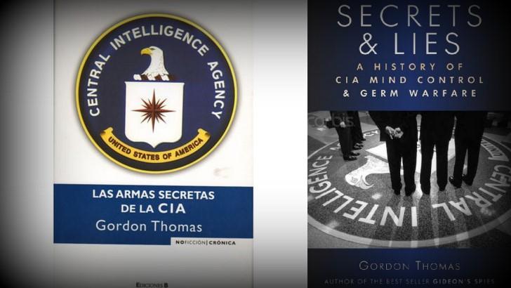 Secrets and lies gordon thomas libro