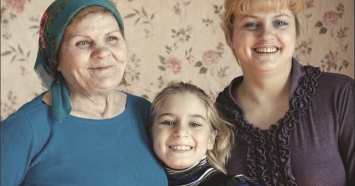 Abuela rusa que murio dos veces