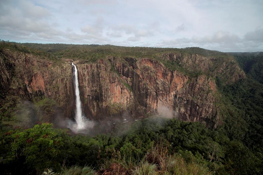 Cascada wallaman australia