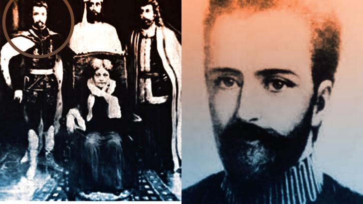 Conde de saint germain con madame blavatsky