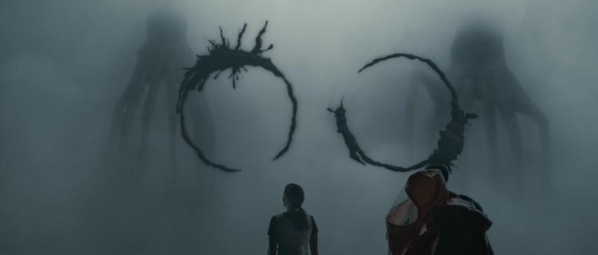 Monstruos arrival pelicula