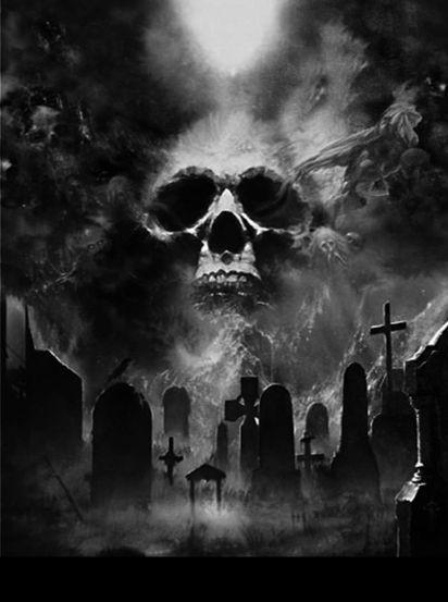 Muerte y cementerio