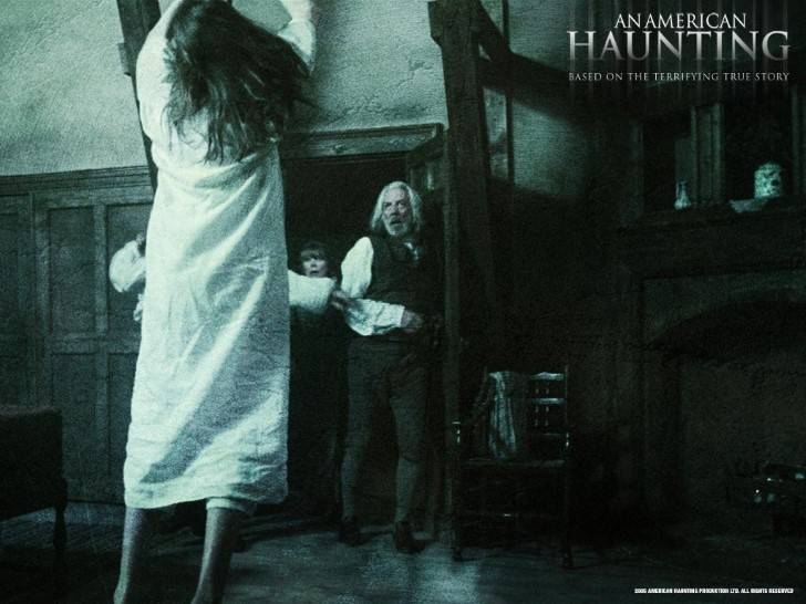 Pelicula an american haunting