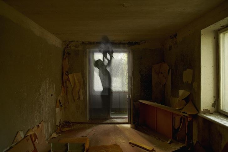 Perturbador chernobil