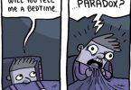 Tiempo de una paradoja