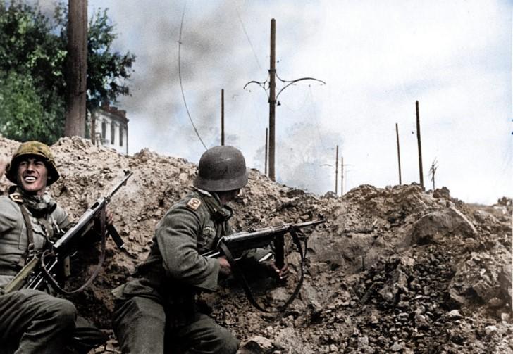 24.ª división panzer en stalingrado