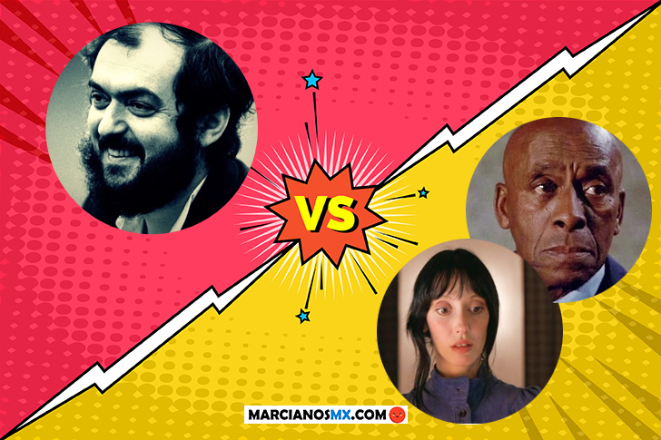 Kubrick vs duvall y crothers