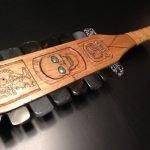 Macuahuitl, la temible arma de los aztecas