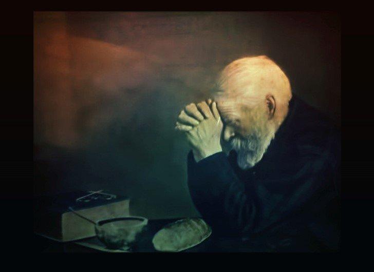 Anciano arrepentido