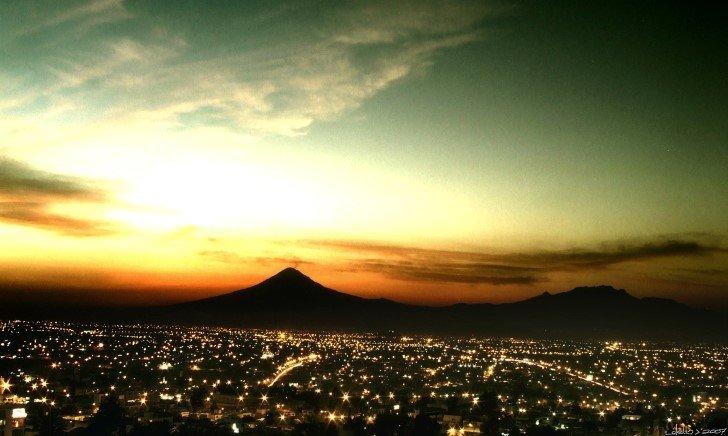 Ciudad volcan