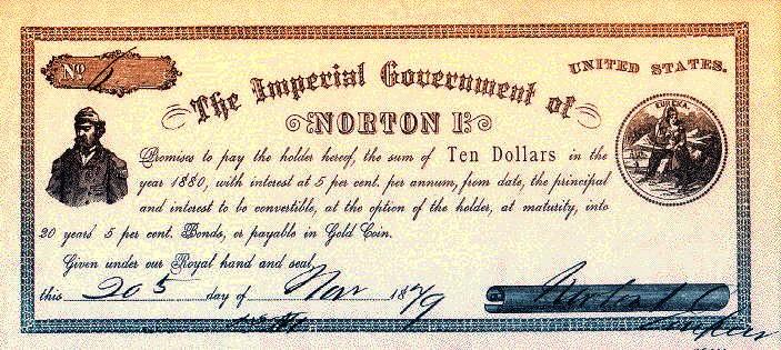 Gobierno imperial norton i