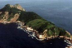 Isla de las serpientes en brasil