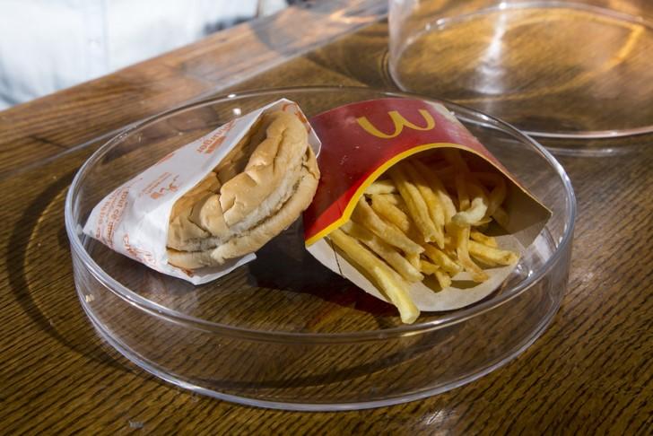 La ultima hamburguesa mcdonals en islandia