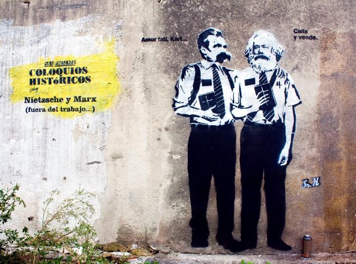 Nietzsche y marx