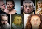 Reconstrucciones faciales