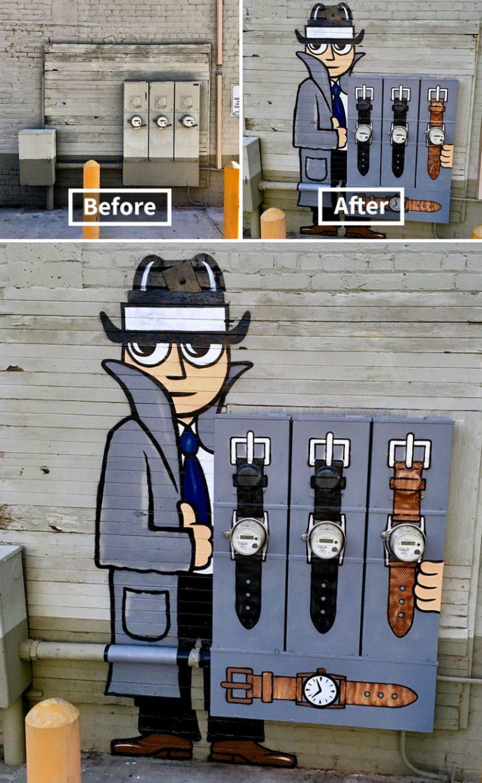 Tom bob arte callejero (1)