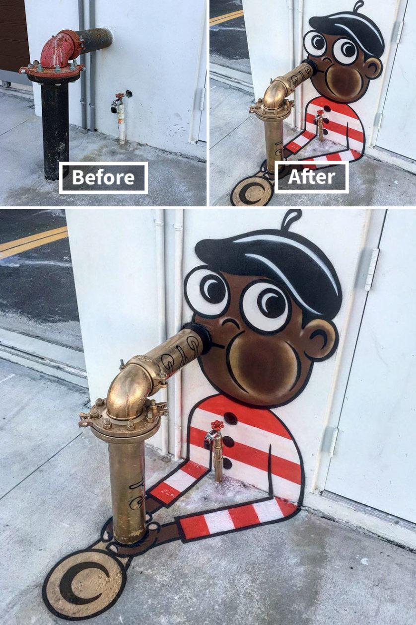 Tom bob arte callejero (2)
