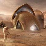 NASA revela las mejores ideas de casas para colonizar Marte