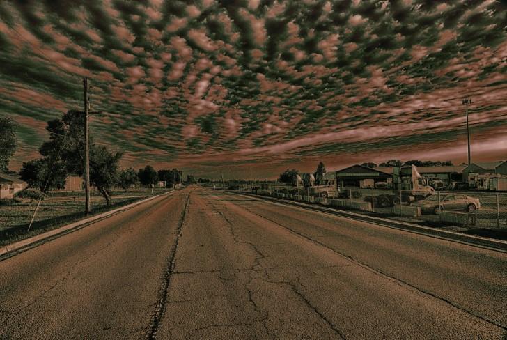 Paisaje urbano apocalipsis
