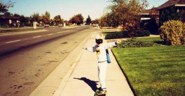 Recuerdos de la infancia jugando