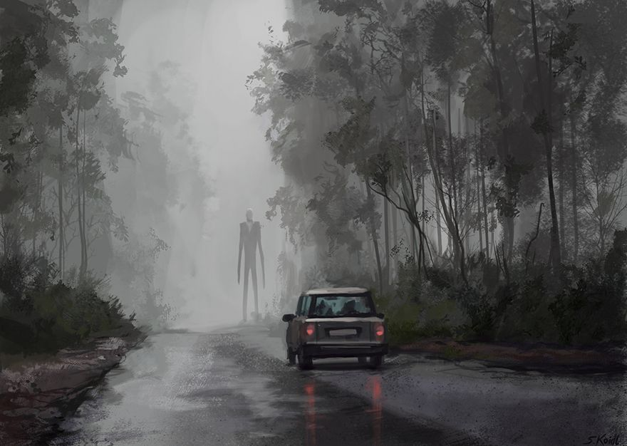 Stefan koidl ilustraciones aterradoras (10)