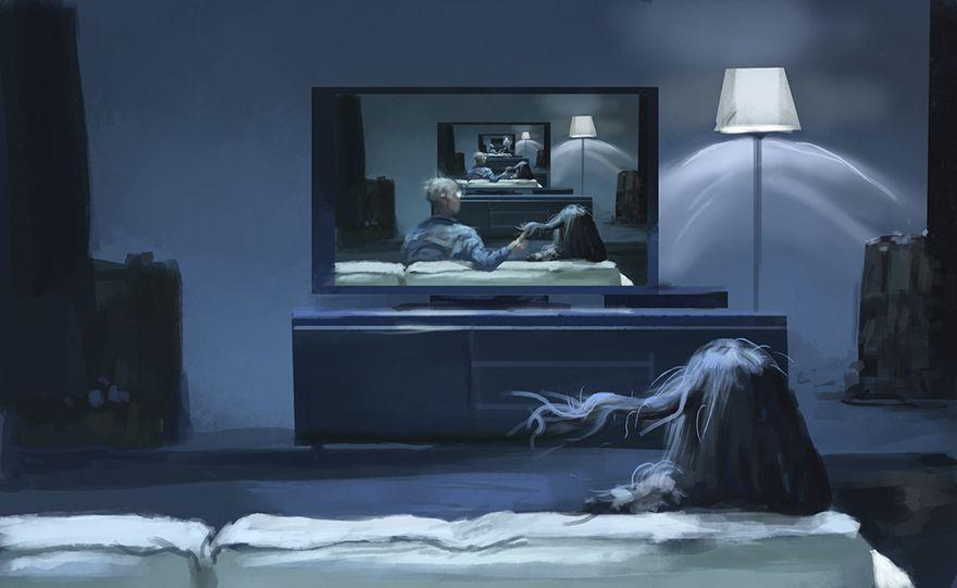 Stefan koidl ilustraciones aterradoras (11)