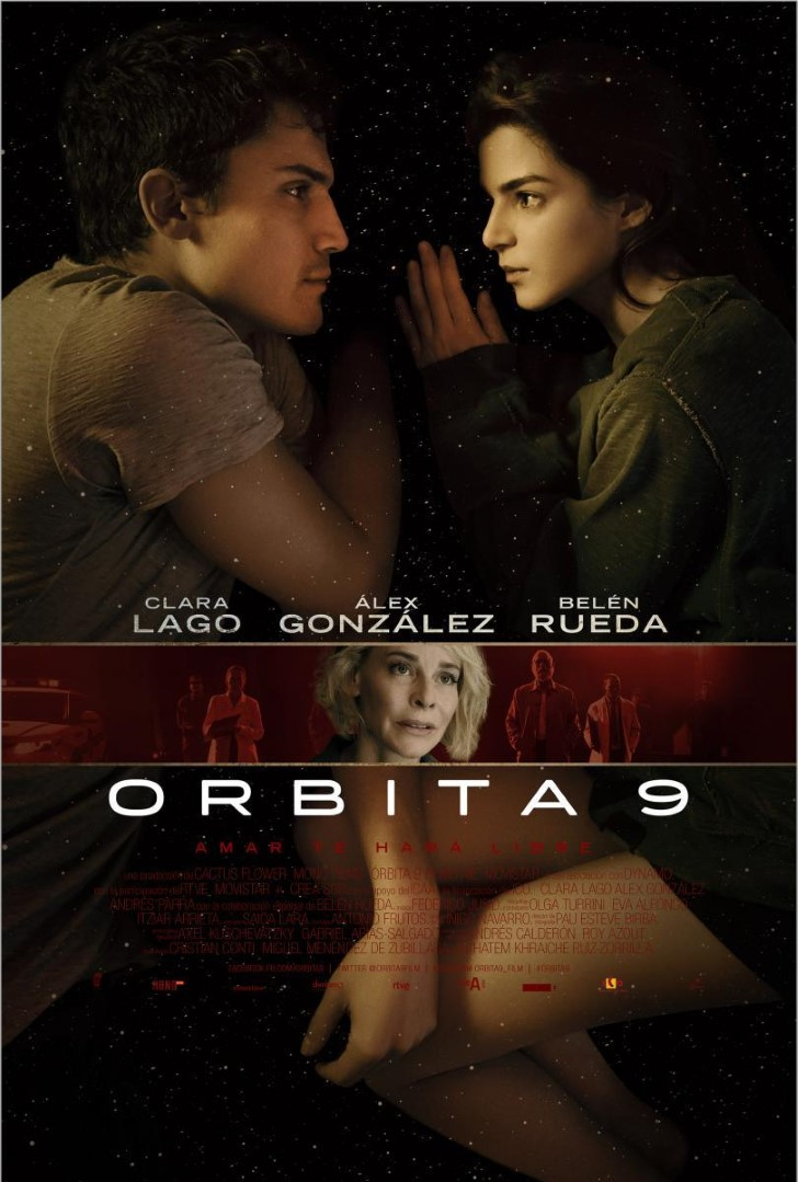 Órbita 9 (2017) poster completo